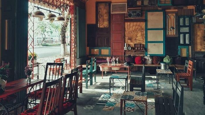 Kinh Doanh Cafe Phong Cách Vintage