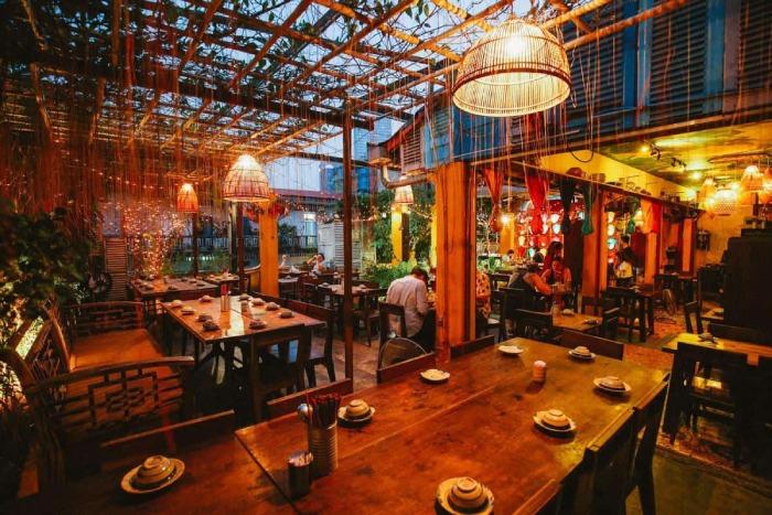 Kinh nghiệm mở nhà hàng quán ăn