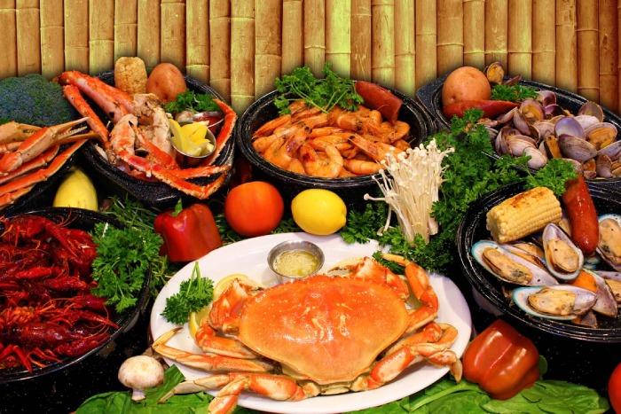 Kinh nghiệm mở nhà hàng hải sản