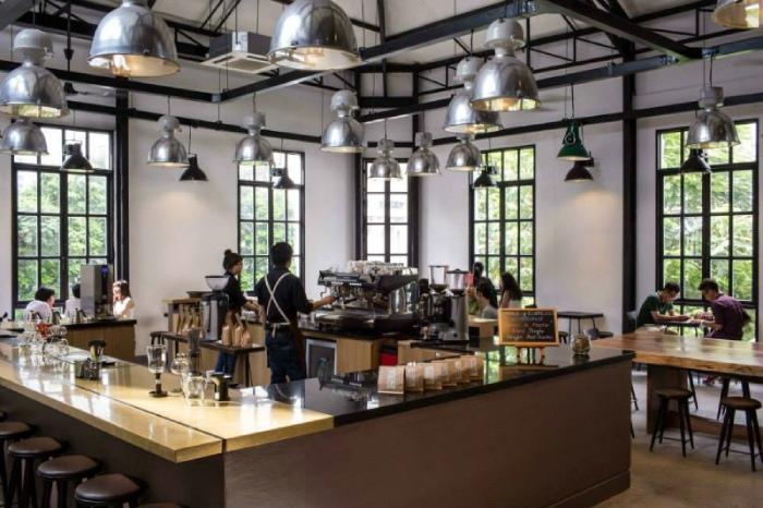 Những điều cần thiết để mở quán cà phê