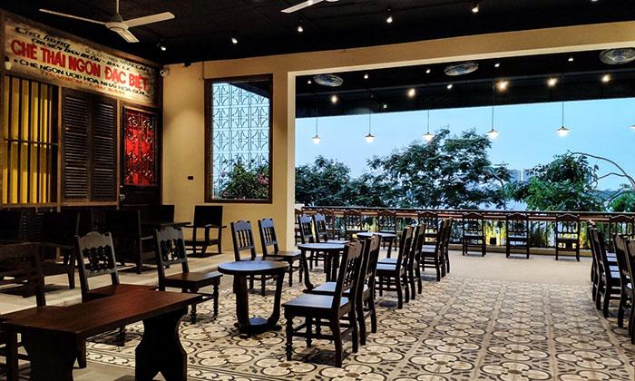 Mô Hình Cafe Bình Dân