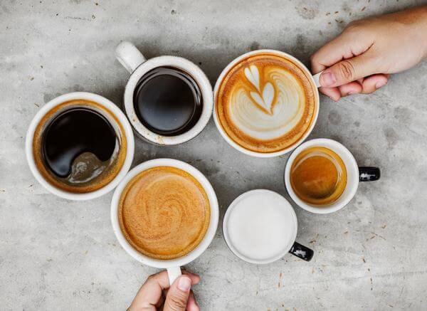Mô Hình Cafe