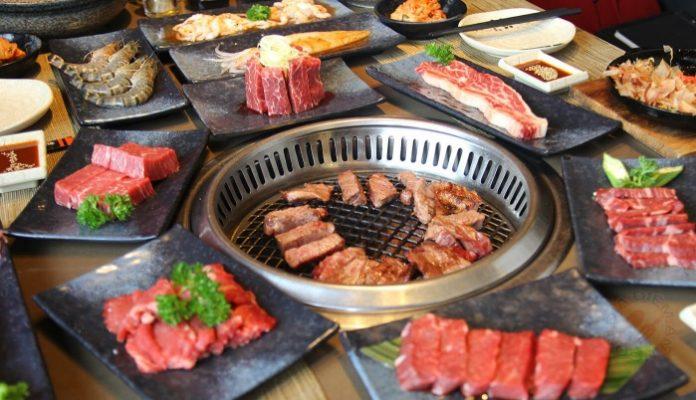 Mô Hình Nhà Hàng Nướng BBQ