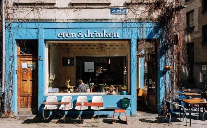 Mô Hình Thiết Kế Cafe Cóc Đơn Giản
