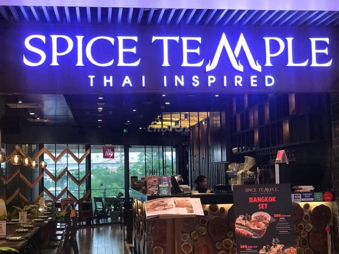 Kinh nghiệm mở nhà hàng Thái