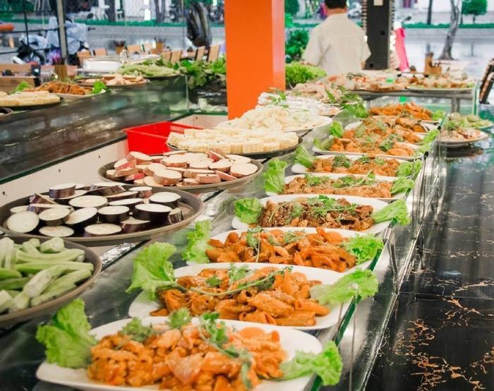 Kinh nghiệm mở nhà hàng buffet nướng