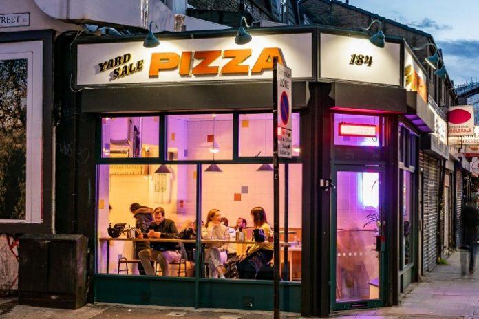 Kinh nghiệm mở nhà hàng pizza