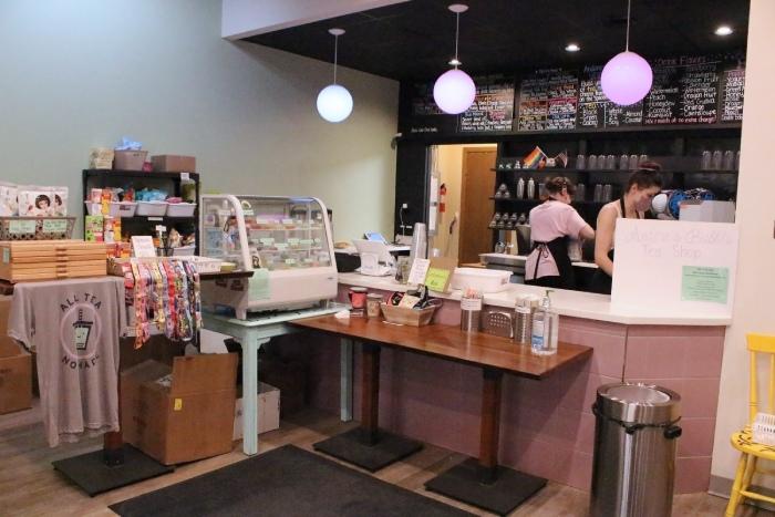 Kinh nghiệm mở quán bán trà sữa