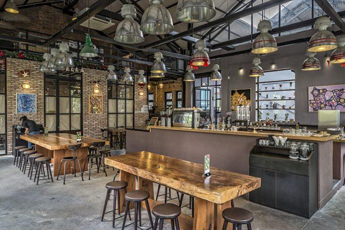 Mở Quán Cafe Mất Bao Nhiêu Tiền