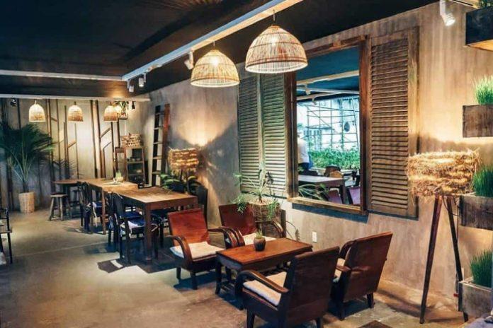 Mở Quán Cafe Phong Cách