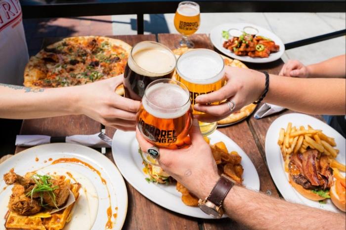 Kinh nghiệm mở nhà hàng bia