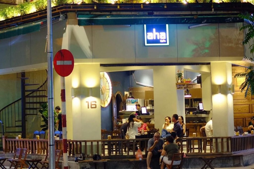 Muốn Mở Quán Cafe Aha