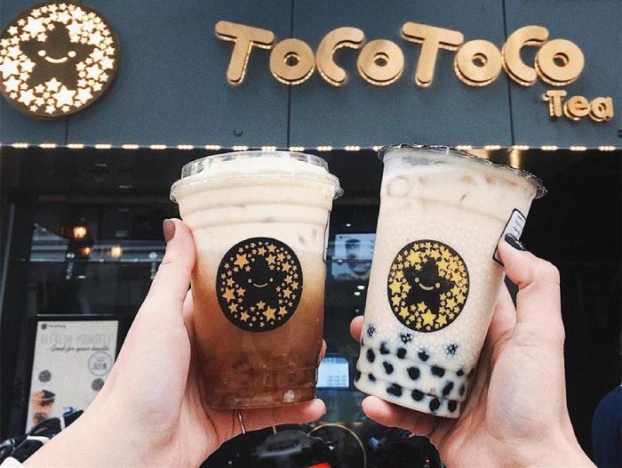 Nhượng Quyền Trà Sữa Tocotoco