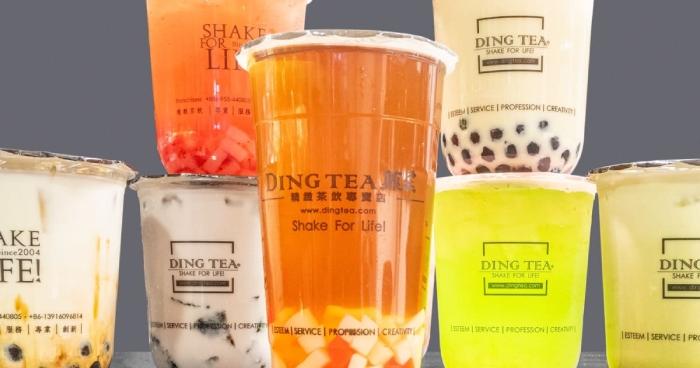 Trà Sữa Ding Tea