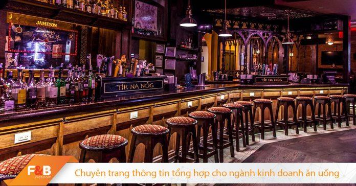 Các mô hình quán bar nổi bật hiện nay