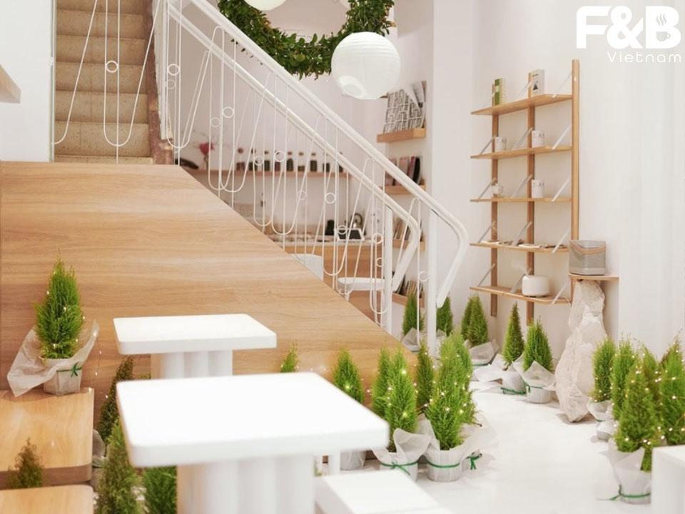 Có nên đổi chủ đề thiết kế quán cà phê liên tục?