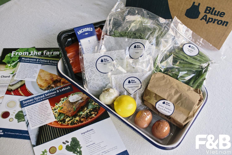 Meal kit - giải pháp tạm thời hay xu hướng mới