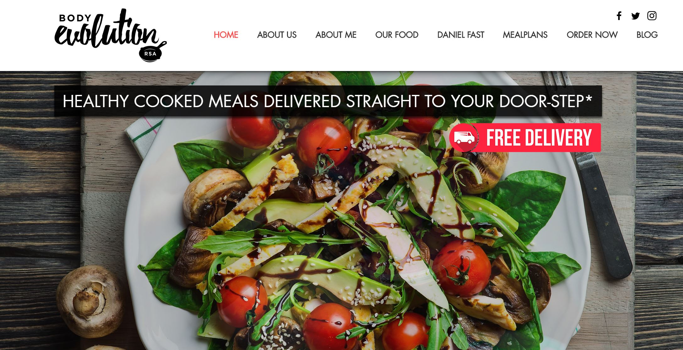Build A Restaurant Website For You At Wix