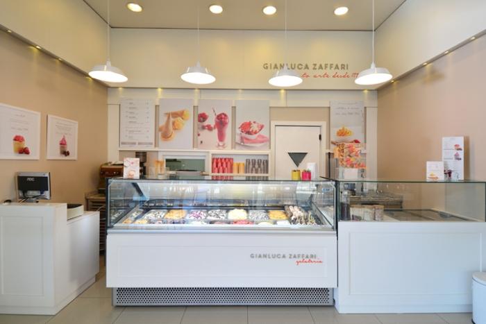 Mở quán cafe kem