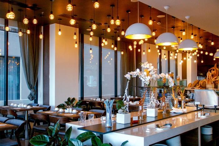 Kinh Doanh Nha HangHọc nấu ăn mở nhà hàng