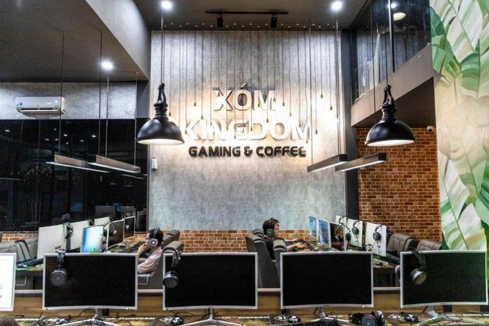 Mở Quán Cafe Game