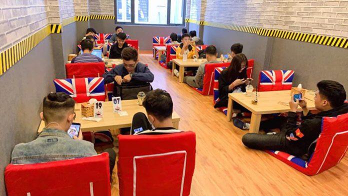 Mở Quán Cafe Liên Quân