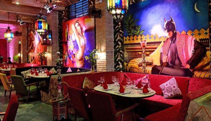 Mở Quán Cafe Shisha