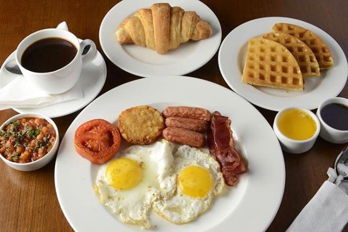 Mở quán cà phê ăn sáng