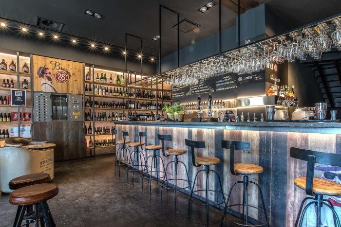 Mở quán cafe bar