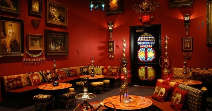 Quán Cafe Shisha