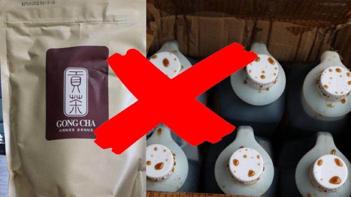Muốn mở quán trà sữa Gong Cha