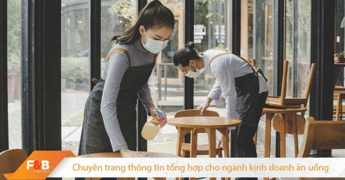Những quy trình vệ sinh bạn nên duy trì cho quán