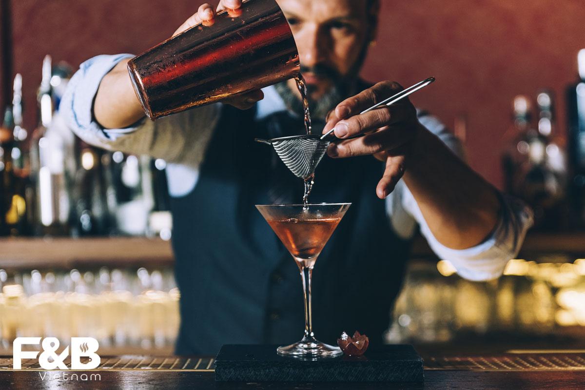 Các Kỹ Năng Cần Có Ở Một Bartender