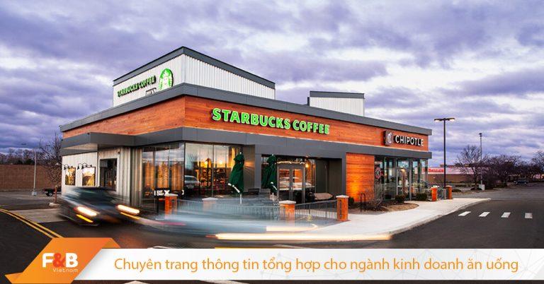 Học Cách Starbucks Và Chipotle Đưa Công Nghệ Từ Vào Kinh Doanh